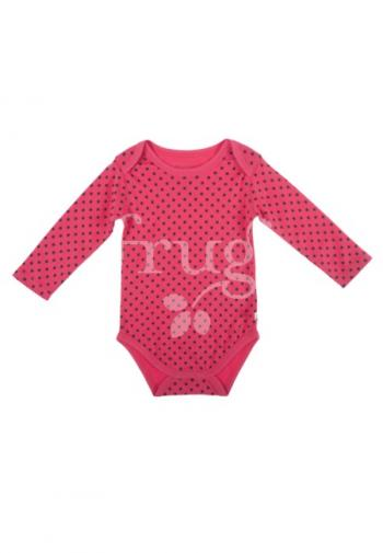 Body manches longues bio fille  Frugi