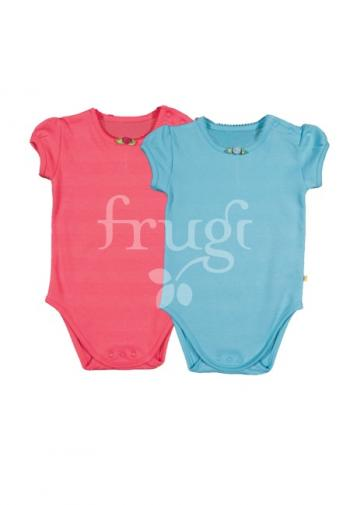 Bodies manches courtes Fille   Frugi